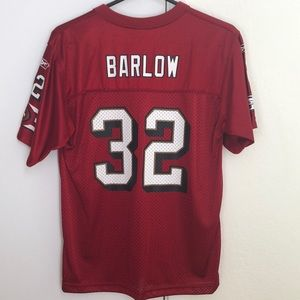 Other - Vintage SF 49ers Barlow Jersey